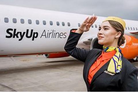 SkyUp новые рейсы из Харькова