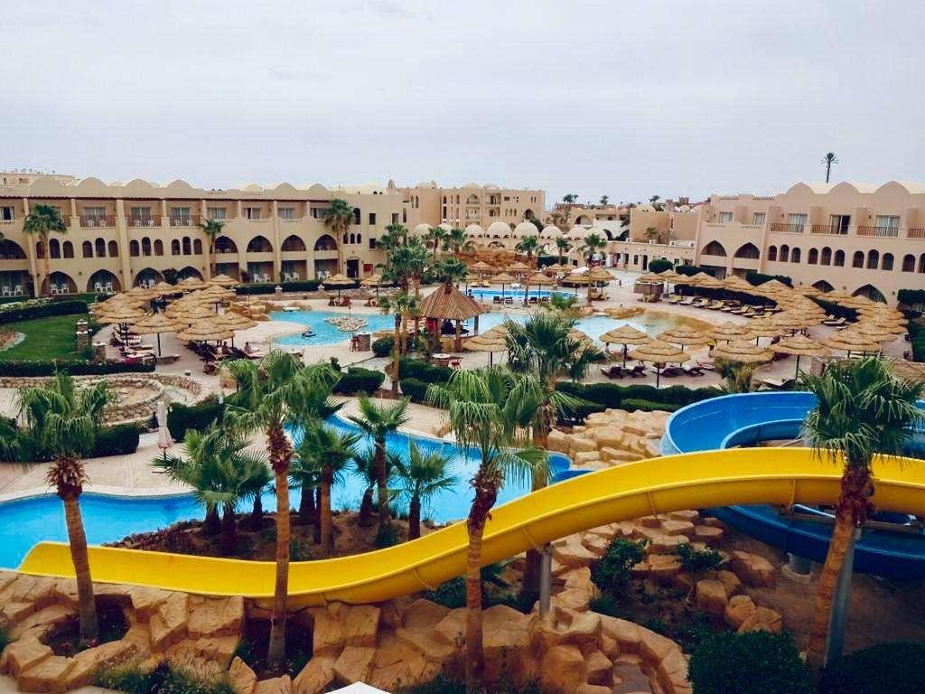 Palmyra Amar El Zaman Aqua Park 4*