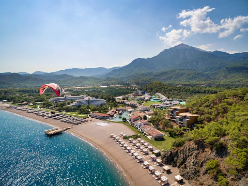 Bayar Family Resort Hotel & Spa 5*