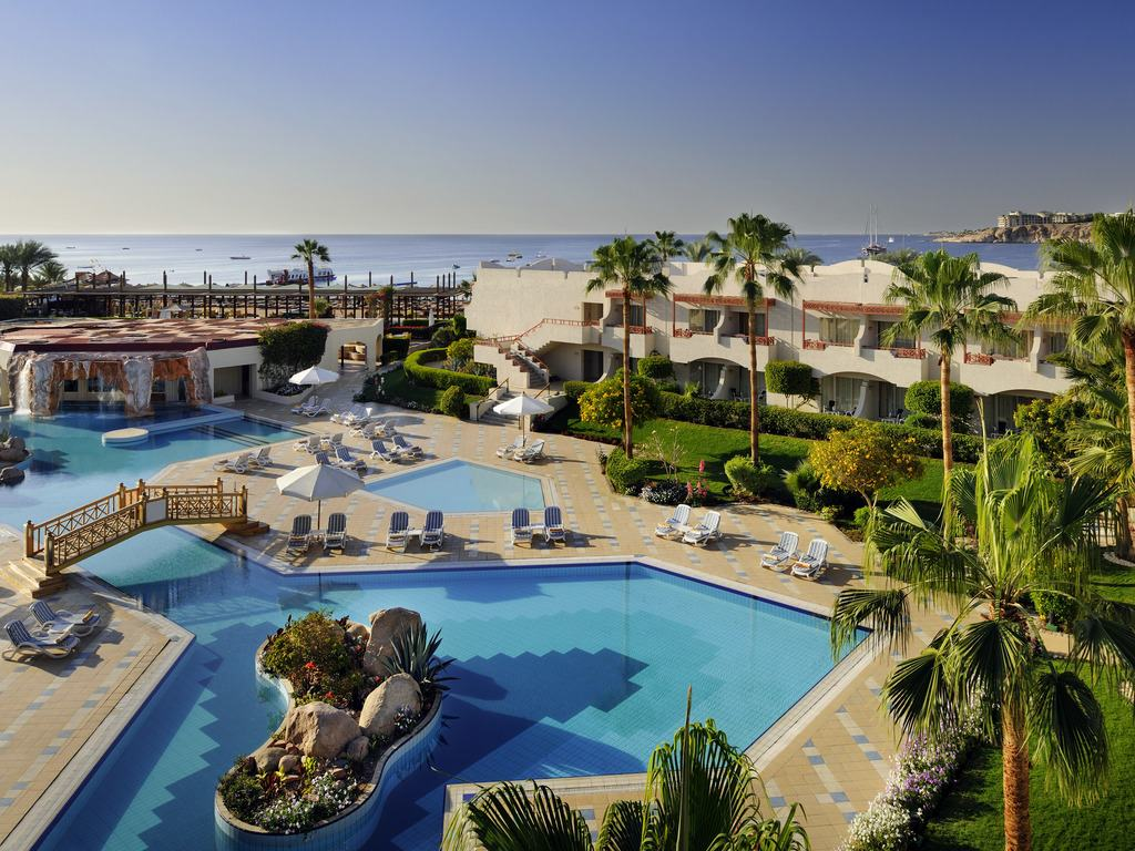 Naama Bay Promenade Resort Beach  5*
